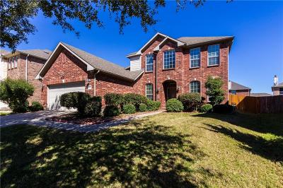 Lewisville Single Family Home For Sale: 2795 Safe Harbor Drive