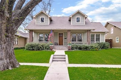 Dallas Single Family Home For Sale: 335 S Windomere Avenue