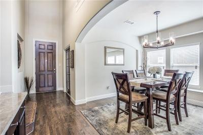 Forney Single Family Home For Sale: 1119 Brigham Drive