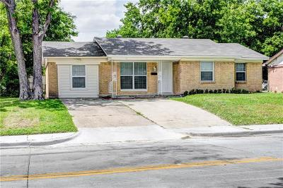 Mesquite Single Family Home For Sale: 1133 Ridgeview Street