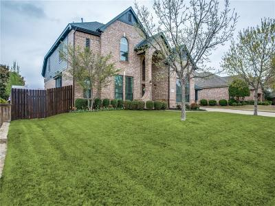 Grapevine Single Family Home For Sale: 3108 Lake Park Drive