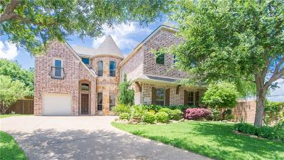 Allen Single Family Home For Sale: 975 White River Drive