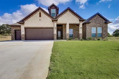 Burleson Single Family Home For Sale: 2505 Bunker Hill Drive