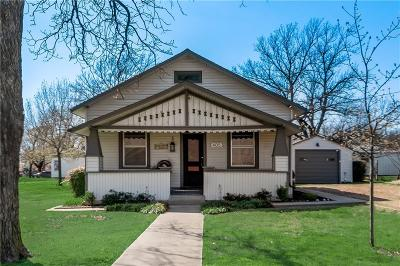 Cooke County Single Family Home For Sale: 405 N Elm Street