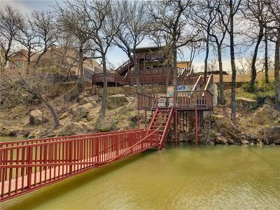 Archer County, Baylor County, Clay County, Jack County, Throckmorton County, Wichita County, Wise County Single Family Home For Sale: 153 Pr 1737