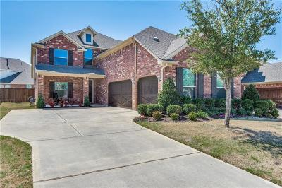 Keller Single Family Home For Sale: 620 Rockhurst Trail