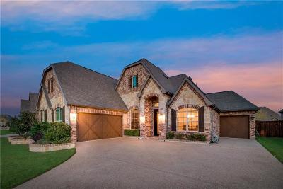 Trophy Club Single Family Home For Sale: 2806 Waverley Drive