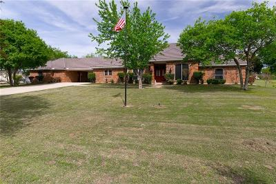 Celina Single Family Home For Sale: 3212 Preston Hills Circle