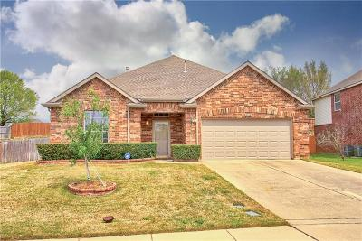 Lewisville Single Family Home For Sale: 1113 Shadowridge Circle