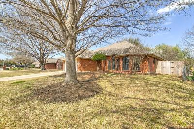 Single Family Home For Sale: 1112 Windy Meadows Drive