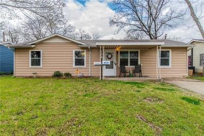 Single Family Home For Sale: 823 Collin Drive