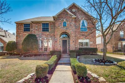 Keller Single Family Home Active Option Contract: 1302 Cumberland Drive
