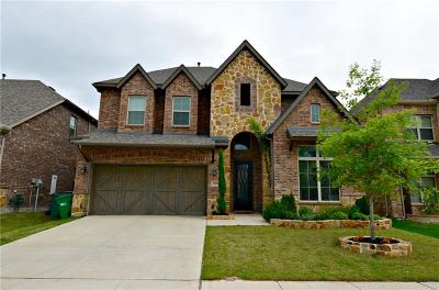 Little Elm Single Family Home For Sale: 1008 Yarrow Street