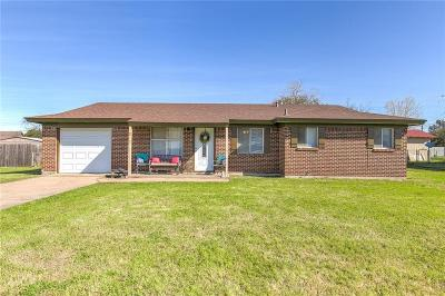 Mineral Wells TX Single Family Home For Sale: $129,000