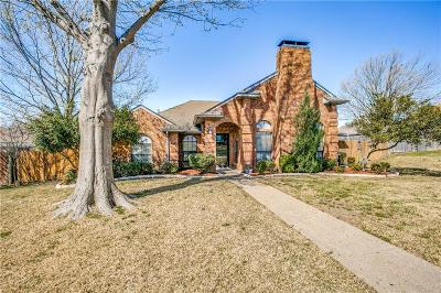Garland Single Family Home For Sale: 2501 Country Valley Road