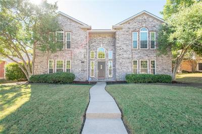 Collin County, Denton County Single Family Home For Sale: 1808 Snowmass Drive