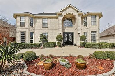 Carrollton Single Family Home For Sale: 3425 High Vista Drive