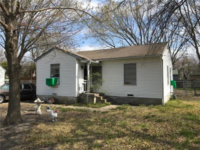 Garland Single Family Home For Sale: 1304 Ewing Drive