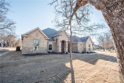 Weatherford Single Family Home For Sale: 136 Arbor Terrace