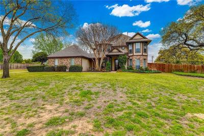 Denton County Single Family Home For Sale: 2917 Dumas Court