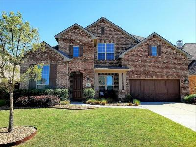 Collin County Single Family Home For Sale: 541 Evening Sun Drive