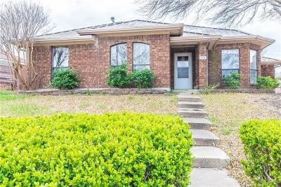 Sachse Single Family Home For Sale: 3204 Kellie Street