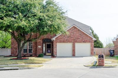 Sachse Single Family Home For Sale: 7316 Summit Knoll Court