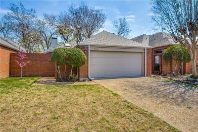 Single Family Home For Sale: 6710 Northcreek Lane