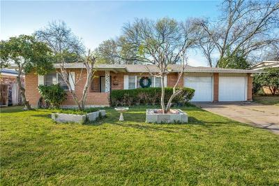 Dallas, Fort Worth Single Family Home For Sale: 2901 Sadler Avenue