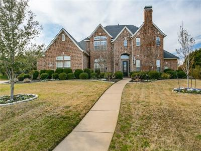 Southlake Single Family Home For Sale: 1916 Shooting Star Lane