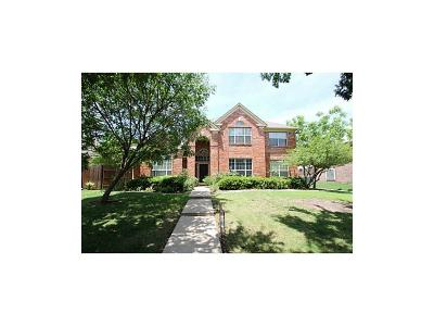 Coppell Residential Lease For Lease: 137 Hartford Circle