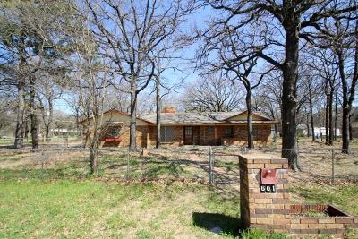 Denton County Single Family Home For Sale: 601 Squires Lane