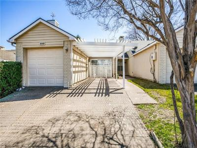 Mesquite Single Family Home For Sale: 2560 Brook Hollow Court