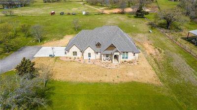 Burleson Single Family Home Active Contingent: 1328 County Road 1021