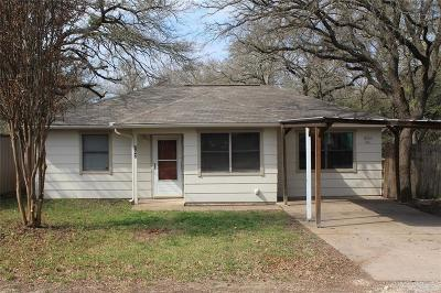 Stephenville Single Family Home For Sale: 702 S Jackson Street