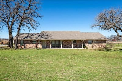 Parker County Single Family Home For Sale: 3641 Springfield Road