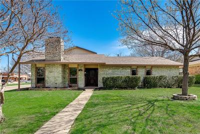 Mesquite Single Family Home For Sale: 3100 Concord Drive