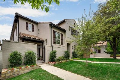 Fort Worth Townhouse For Sale: 4709 Dexter Avenue