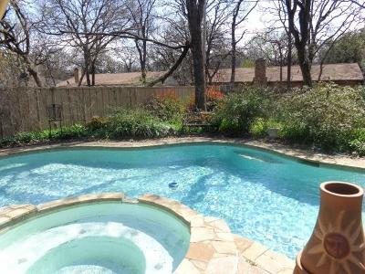 Azle Single Family Home For Sale: 1104 Wood Ridge Drive