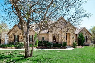 Tarrant County Single Family Home For Sale: 5909 Quality Hill Road