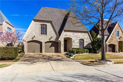 Colleyville Single Family Home Active Option Contract: 804 Creekview Lane