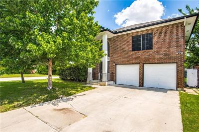 Fort Worth Single Family Home For Sale: 4901 Prairie Creek Trail