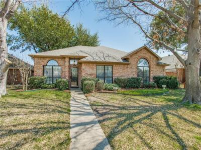 Coppell Single Family Home Active Contingent: 326 Lodge Road
