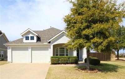 McKinney Single Family Home Active Option Contract: 9802 Tyler Drive