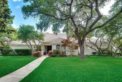 Dallas County Single Family Home For Sale: 9712 Faircrest Drive