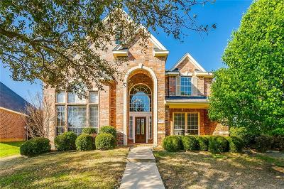 Fort Worth Single Family Home Active Contingent: 8000 Geranium Lane