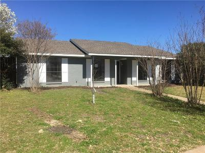 Plano Single Family Home For Sale: 713 Mountain Pass Drive