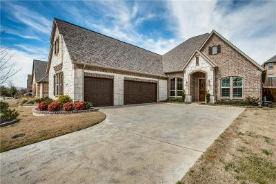Rockwall Single Family Home For Sale: 778 York Drive