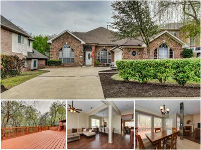 Garland Single Family Home For Sale: 1710 Creekway Drive