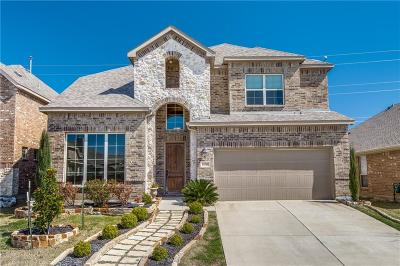 Little Elm Single Family Home For Sale: 13709 Bluebell Drive